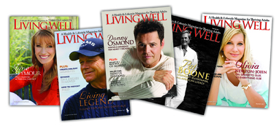 Subscribe to LIVING WELL Magazine