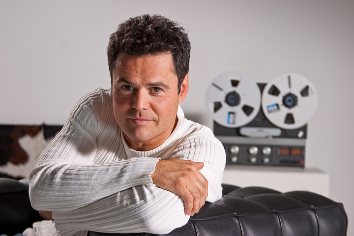 Donny Osmond Charming A New Generation Of Fans