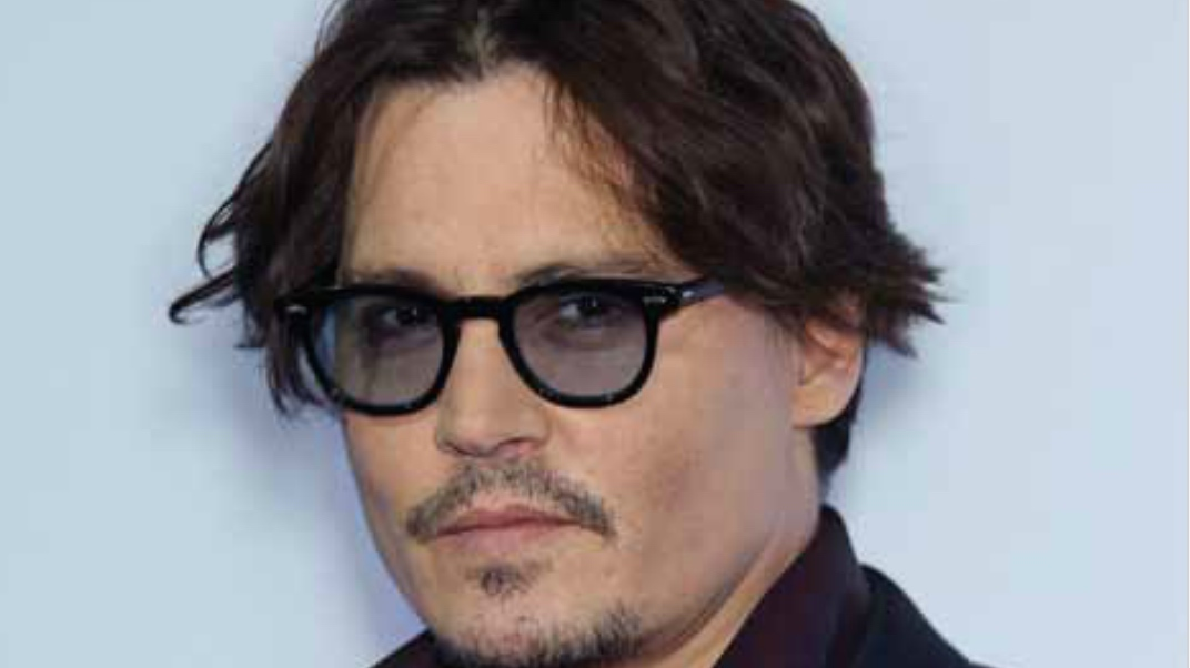 Johnny Depp Shinning His Own Light In Hollywood