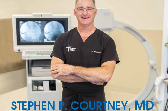 stephen p. Courtney, m.d.